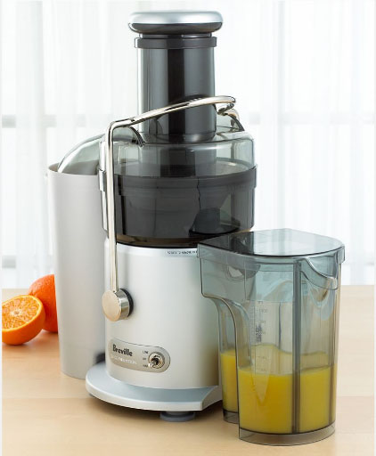 Breville JE98XL Juice Fountain Plus Review