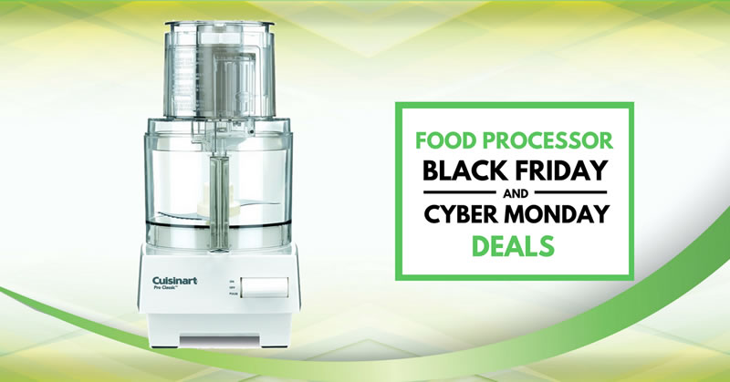 Kitchenaid Food Processor Attachment Black Friday