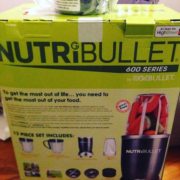Nutribullet Black Friday Cyber Monday Deal